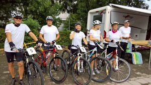 Spendenradfahren Team Lutz Geiss