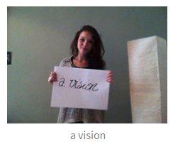 a vision
