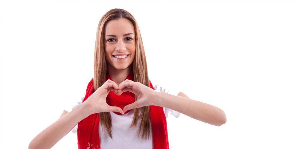 Spenden mit Herz