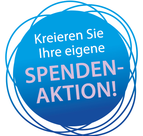 Eigene Spendenaktion