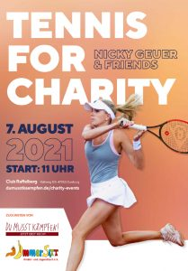 Nicky Geuer & Friends Charity Tennis